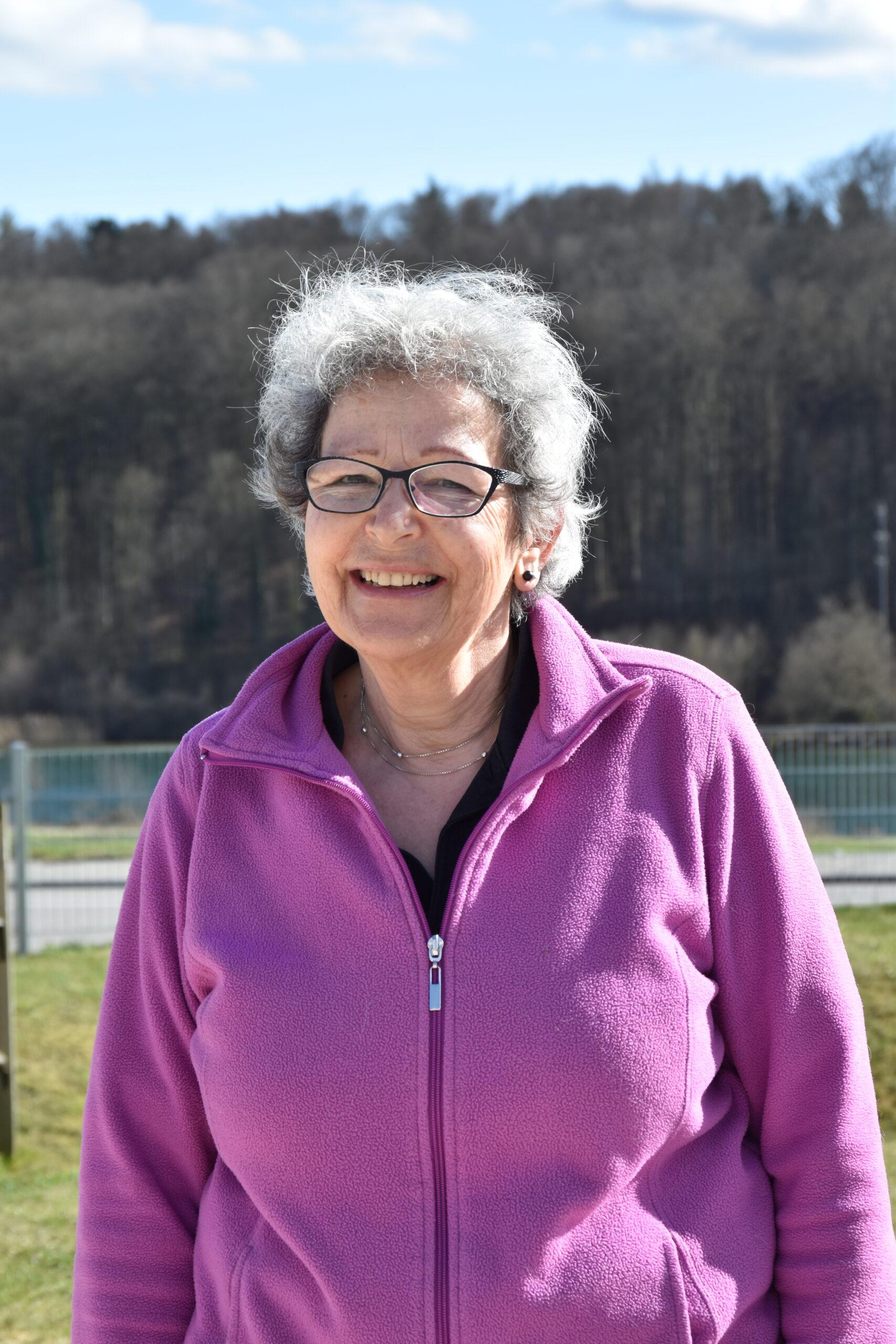 Zuchtleitung Claudine Gross